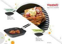NON-STICK D/C GRILL PAN