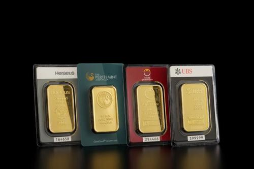 Investments Gold Bars