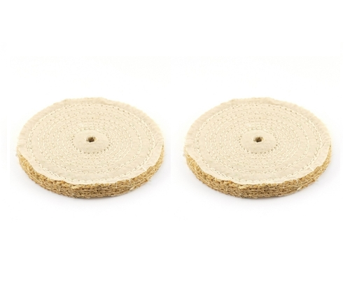 Sisal Buffing Wheel