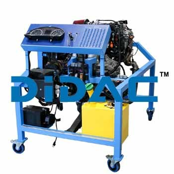 Volkswagen TDI 2.0L Diesel Engine Bench