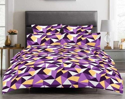 Cotton double bedsheet