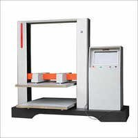Paper Box Compression Testing Equipments