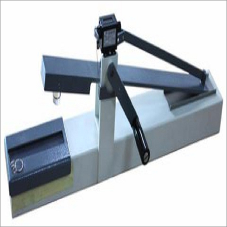 Rubbing Fastness Tester For Textile