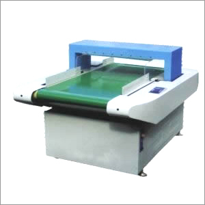 Textile Needle Detector Machine