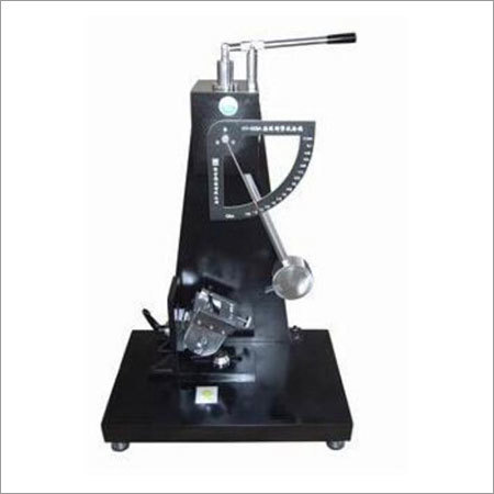 Shoe Heel Impact Test Machine