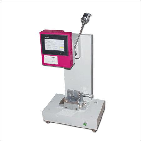 Plastic Impact Testing Machine