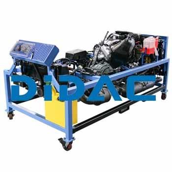 Newer GM Duramax 6.6l Diesel Engine Bench