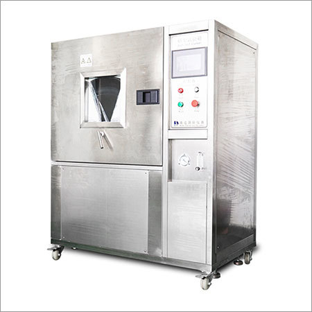 Led Dust Test Chamber