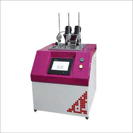 Thermal Deformation Vicat Softening Point Temperature Tester
