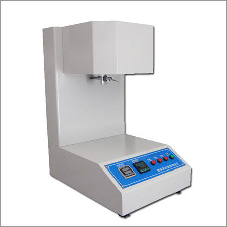 ASTMD1238-PP and PE Melt Flow Testing Machines