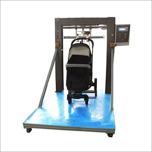 Hand Strollers Lift Down Durable Tester
