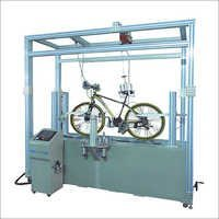 EN14764 Bike Dynamic Road Testing Machine