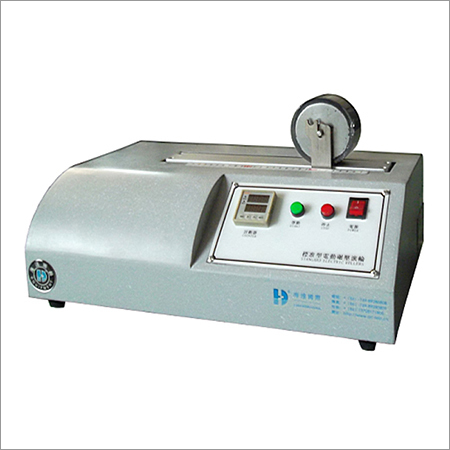 Electric Tape Adhesion One Roller Testing Machine