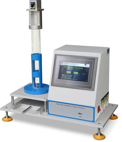 Foam Rebound Test Machine