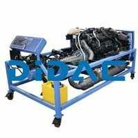 Newer Ford Power Stroke Diesel Engine Bench