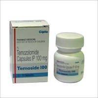 100mg Temozolomide Capsules Ip