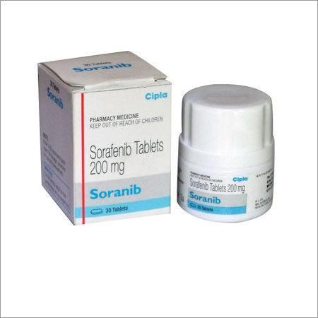 200 Mg Sorafenib Tablets