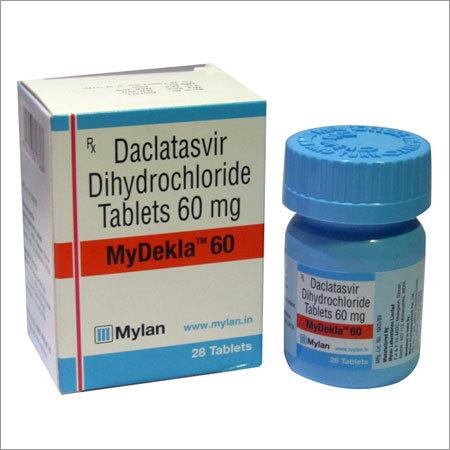 60mg Daclatasvir Dihydrochloride Tablet