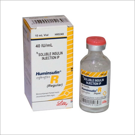Soluble Insulin Injection Ip