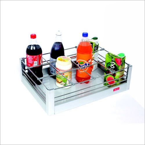 Bottle - Glass Basket