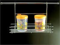 Ss Plaint Shelf ( Single Tier)