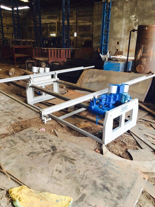 Side sanding Machine