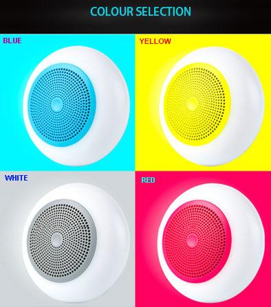 G60 round wireless bluetooth speaker