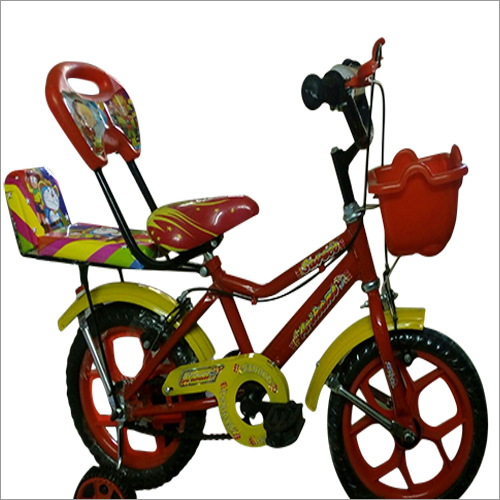 Red Kid Bike