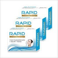 Rapid Multipurpose Skin Care Bathing Soap