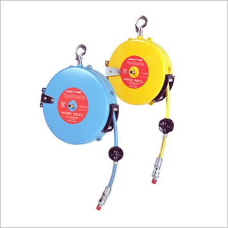 Motor & Manual Driven Hose Reel Series 8000