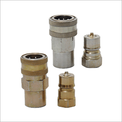 Flat Face Hydraulic Quick Release Couplings
