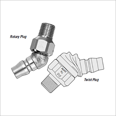 Pneumatic Rotary Coupling