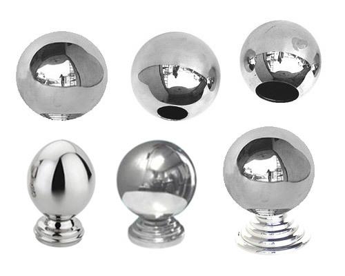 SS casting balls