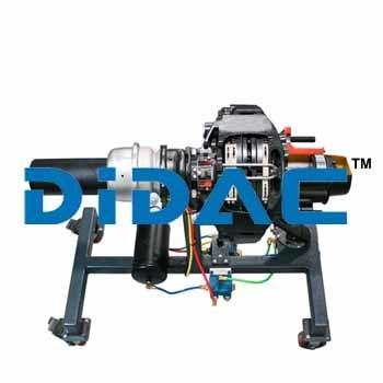 Disc Air Disc Brake Trainer