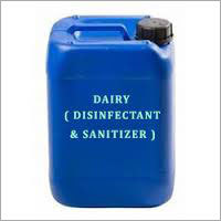 Disinfectants & Sanitizers for Dairy