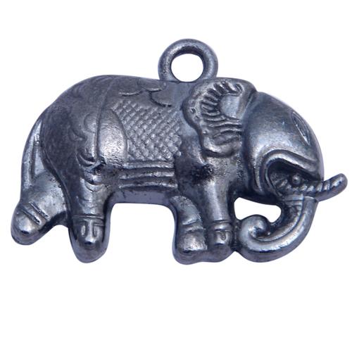 Elephant Charm Pendant