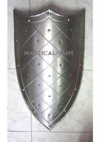 MEDIEVAL ARMOUR SHIELD BY NAUTICALMART