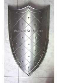 MEDIEVAL ARMOUR SHIELD BY NAUTICALMART