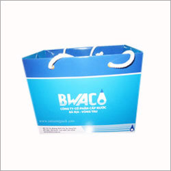 Printed Paper Shopping Bag