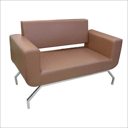 Modular Leather Office Sofa