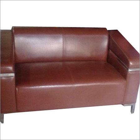 Leather Office Sofa