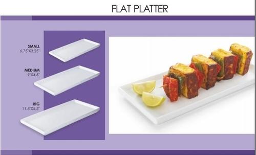 Flat Platter