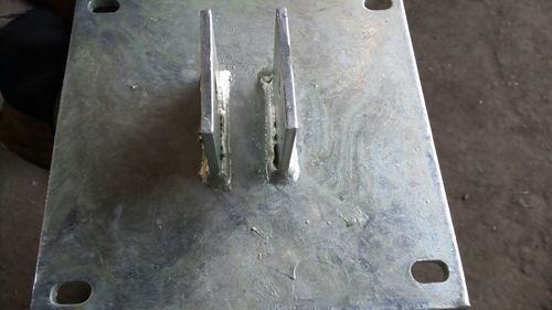 Fabricated Brackets