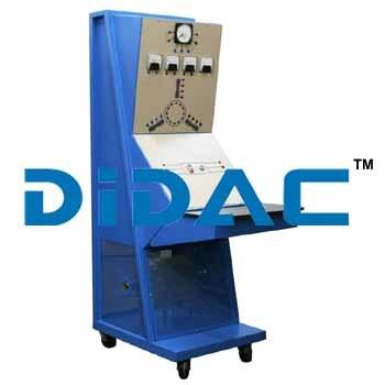 Unitec Squirrel Cage Machine Refurbishing