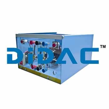 Three Phase Magnetic Starter For 1/3 HP 250 W 60 HZ