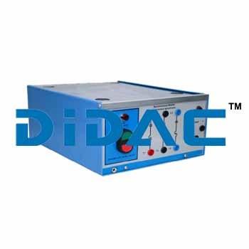 Synchronous Motor Starter 60 HZ