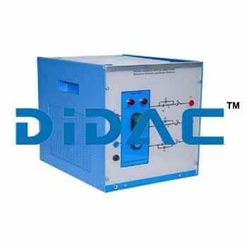 Resistor Reduced Voltage Starter 60 HZ