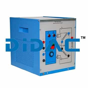 WYE Delta Reduced Voltage Starter 60 HZ