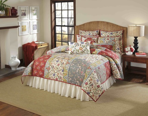 Rosewood Bed Cover