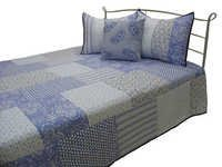 Azure Bed Cover